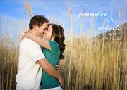 Horizon Date -  Photo Save the Date Cards