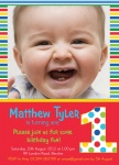 Crayon Colors - kids party invitations