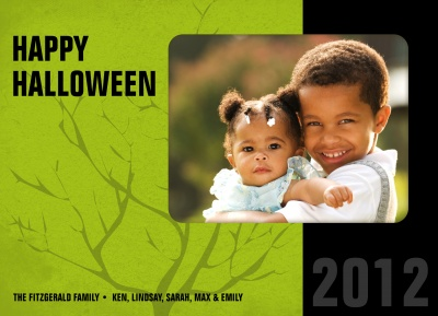 Halloween Greeting Cards, Spooky Sweet Design