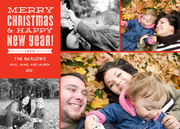 Coral Holidays - photo Christmas cards