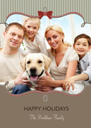 Family Portrait -  holiday cards