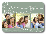 holiday cards - Star Tumble