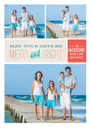 Bright 'n Sunny -  holiday cards