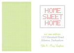 Needlepoint Home -  New Address Cards