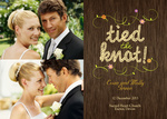Wedding Tie-Share your nuptial news with beautiful Wedding Announcements from Simply to Impress! Choose from our wide variety of designs today.