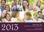 Violet Joy -  happy new years cards