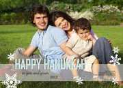 Hanukkah Bright -  Hanukkah cards