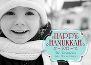 Be Happy - Hanukkah photo cards