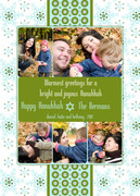 Fresh & Happy -  Hanukkah cards