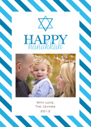 Bright Star Hanukkah -  Hanukkah cards