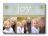 Silver Joy Stamp