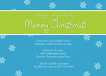 Lil Christmas Cheer -  Christmas Invitations