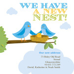 What A Nest -  New Address Cards