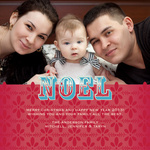 First Noel - Baby Christmas Cards