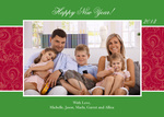 Velvet Ribbon - New Year Cards