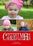 Sweet Christmas -  Babys First Christmas Cards