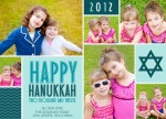 Hanukkah Collage -  Hanukkah Greeting Cards