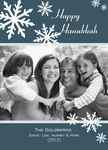 Festival of Lights -  Hanukkah Greeting Cards