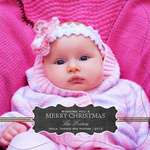 Christmas Wrap - Baby Christmas Cards
