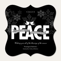 Peace Cartouche