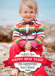 Cheery Year -  Happy New Year Cards