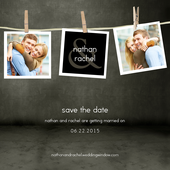 Darkroom Save The Date