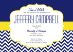 Graduation Invitations - Class Emblem Invite
