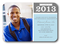 graduation reception invites - Simply Classic