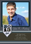 Graduation Announcements - Super Stitch