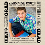 Grad Thoughts Invite