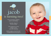 Birthday Invitations for Boys - Lil Birdie Says