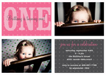 Birthday Invitations - Miss Mod