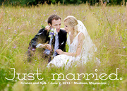 Married Moment - Wedding Announcements