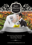 Favori Just Married-Share your nuptial news with beautiful Wedding Announcements from Simply to Impress! Choose from our wide variety of designs today.