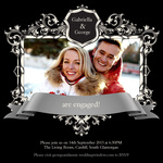 Favori Engaged - Engagement Party Invitations