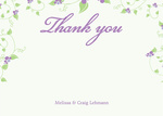 Little Birdy -  Baby Shower Thank You Notes