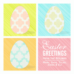 Easter Eggs - Easter Cards