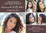 Graduation Announcements - Special Degree