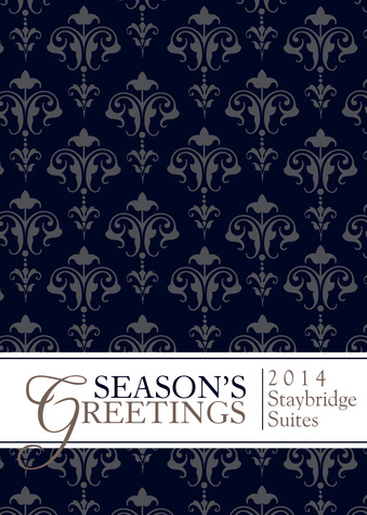 Business Holiday Cards, Simply Elegant Greetings Design