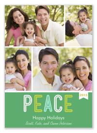 Evergreen Peace