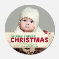 Baby Christmas Cards - Cute Christmas