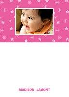 Star Sparkle Pink