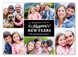 Happiest New Year -  happy new years cards
