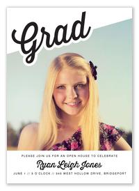 Graduation Party Invites - Boldest Grad