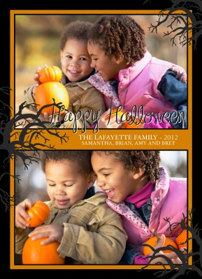 Halloween Greeting Cards, Sweet 'n Spooky Design