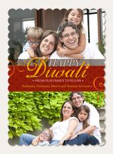 Diwali Flourish