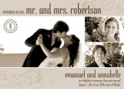 Victory Wedding Announcements - Wedding Announcements
