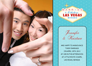 - Las Vegas Wedding - Blue