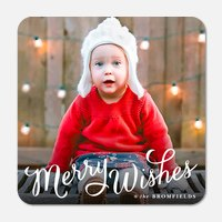 Whimy Wishes - photo Christmas cards