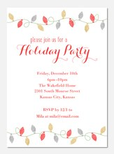 Holiday Party Invitations - Decorate & Celebrate